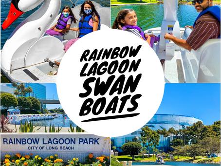 Rainbow Lagoon Swan Boats