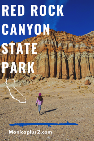 Red Rock Canyon State Park In California- Why You Should Visit