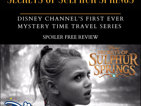 Disney's Secrets Of Sulphur Springs Series- Spoiler Free Review