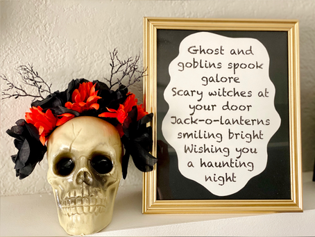 DIY Halloween Decor - Easy and Affordable