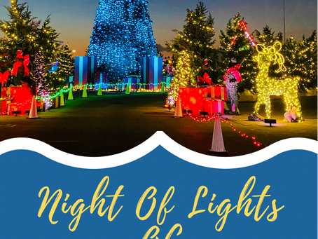 Night Of Lights OC- A Wonderful Drive Thru Experience