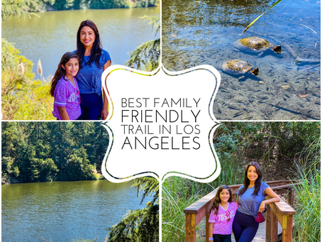Best Family Friendly Trail in Los Angeles
