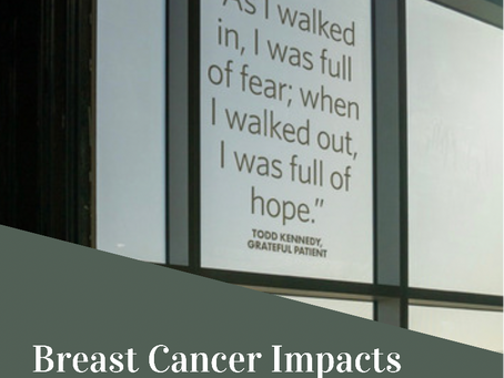 Breast Cancer Impacts Women Too Young To Have Mammograms