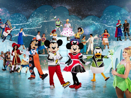 Disney On Ice- Mickey's Search Party.