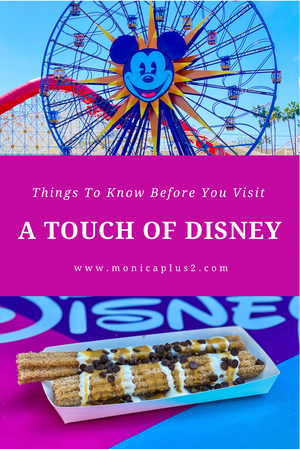 A Touch Of Disney! Things To Know Before You Visit