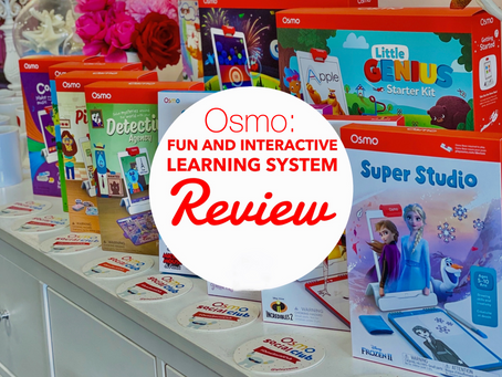 Osmo: Fun And Interactive Learning System Review