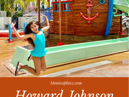 Howard Johnson Anaheim: Best Hotel For Your Next Disney Trip or Family Getaway