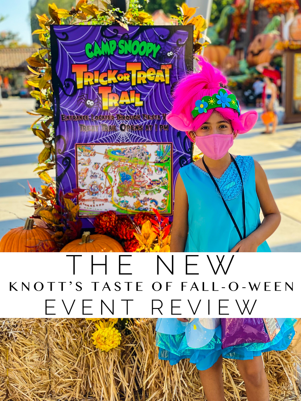 Knott's Taste Of Fall-O-Ween Event