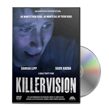 Cover of the Killervision DVD.