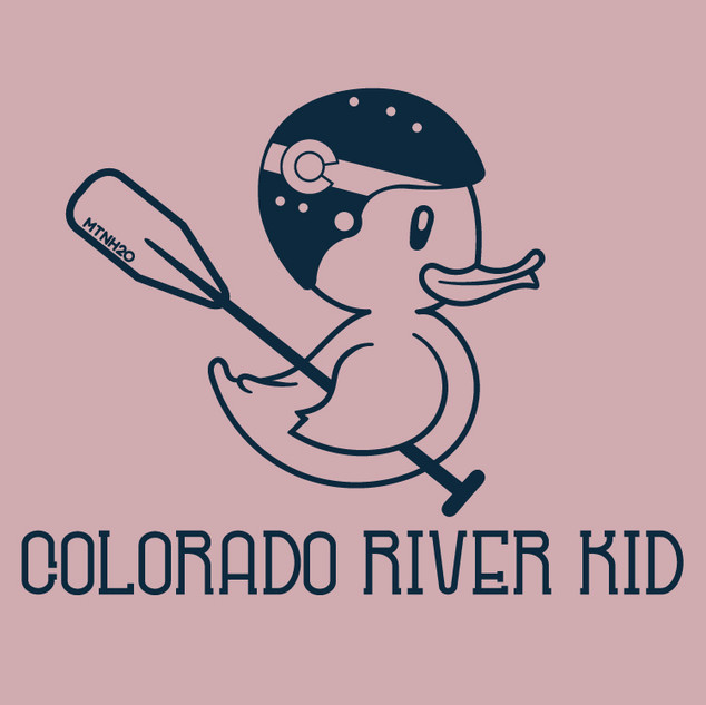 CO River Kid Duck
