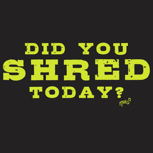 Shred Today