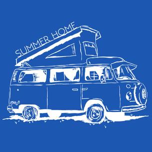 Summer Home Van