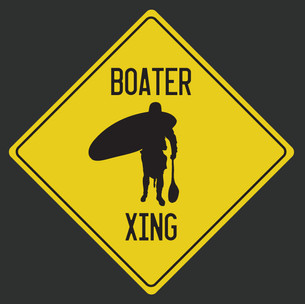 Boater Xing