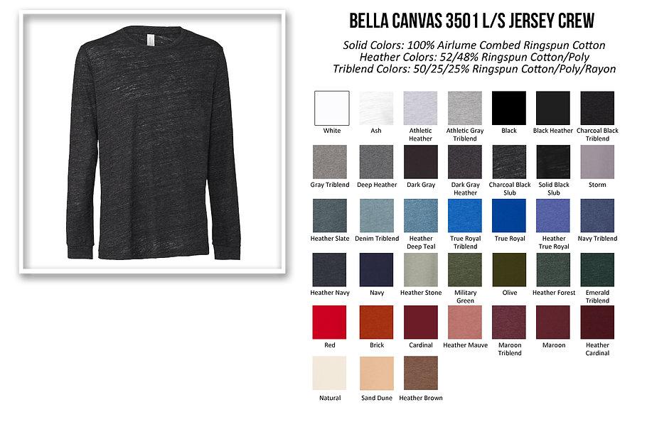 Bella 3501 LS Crew Colors.jpg