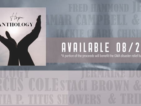"""The Hope Anthology Project"" - AVAILABLE NOW!"