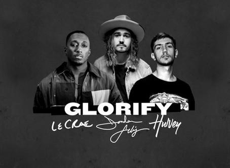 """JORDAN FELIZ JOINED BY LECRAE, HULVEY FOR """"GLORIFY"""" REMIX"""