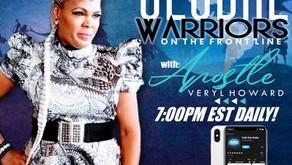"Apostle Veryl Howard set to Launch ""Global Warriors On The Frontline"" on FAITH STAR RADIO Sep. 7"