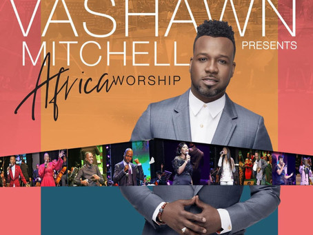 New Worship Album from VaShawn Mitchell