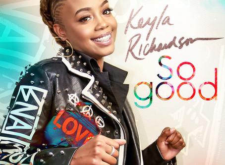 Billboard #1 New Artist and BET's Sunday's Best Season 9 Finalist Keyla Richardson Set Release Date