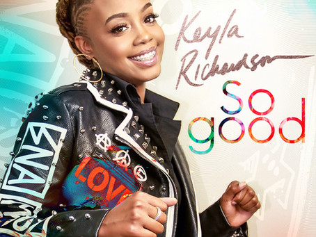 Billboard #1 New Artist and BET's Sunday's Best Season 9 Finalist Keyla Richardson Set Release Date