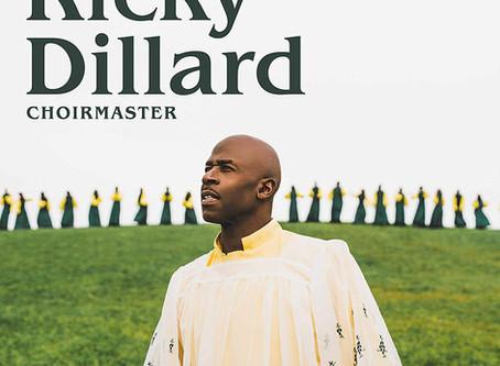 "MULTIPLE GRAMMY®-NOMINATEDCHOIRMASTER RICKY DILLARD'S BREAKOUT SINGLE ""RELEASE"" IS NUMBER ONE"