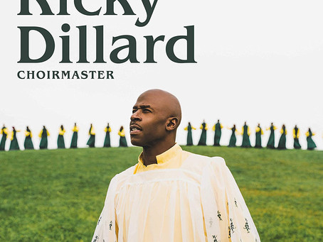 "MULTIPLE GRAMMY®-NOMINATED CHOIRMASTER RICKY DILLARD'S BREAKOUT SINGLE ""RELEASE"" IS NUMBER ONE"