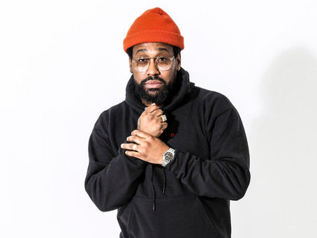 "AWARD-WINNING R&B SINGER/PRODUCER PJ MORTON STRIKES #1 WITH ""ALL IN HIS PLAN,"""