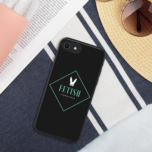Fet Connoisseur Biodegradable phone case