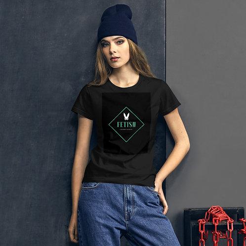 Fet Women's short sleeve t-shirt