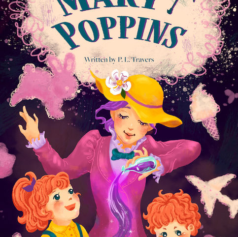 mary poppins 2020 cover