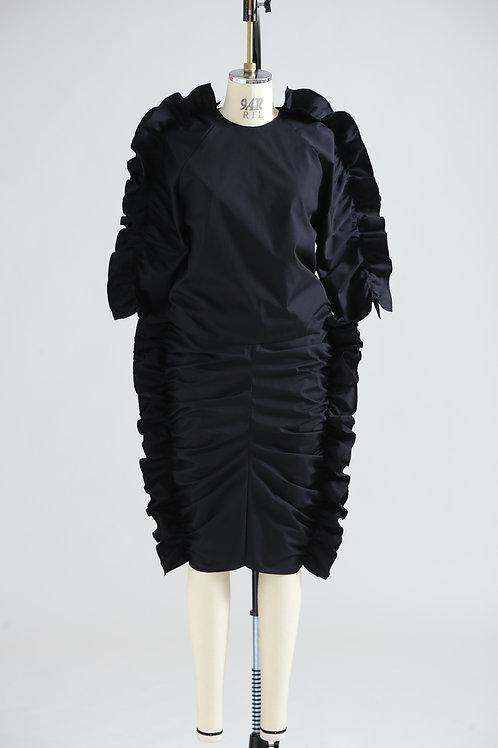 women's ruffle skirt