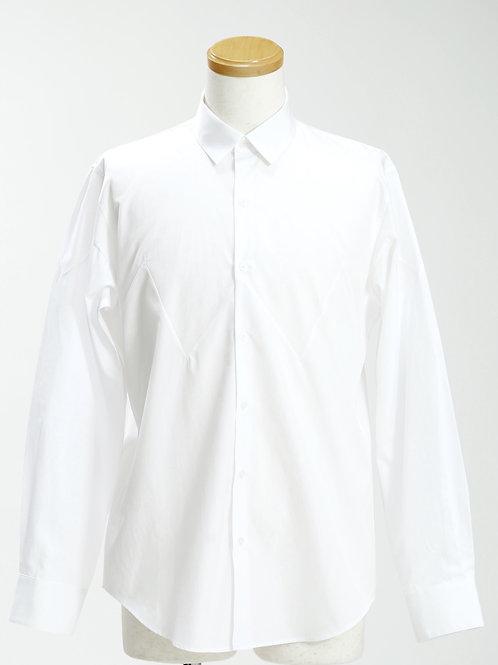 men's zig-zag long sleeve shirt