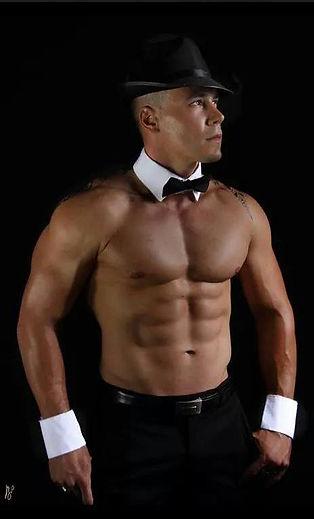 Stripteaseur Valence Endy