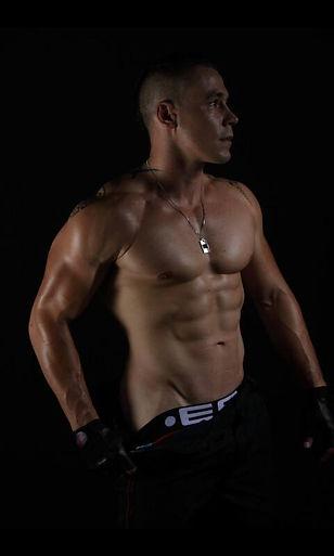 Stripteaseur Bron Endy