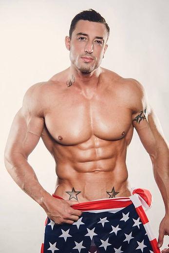 Stripteaseur Villeneuve-d'Ascq Tiago