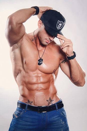 Stripteaseur Cambrai Tiago