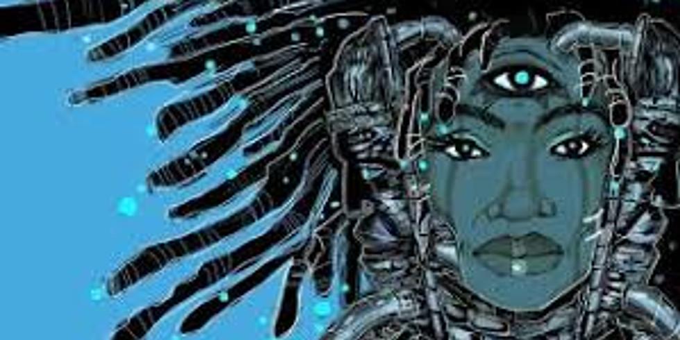 Afrofuturism:  Visual Art As Time Travel with Ytasha Womack (1)