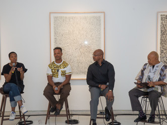 WHY BLACK ART IS HOT, NOW