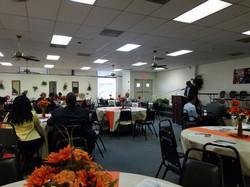 weekly meeting of black clergy of Atlanta 1
