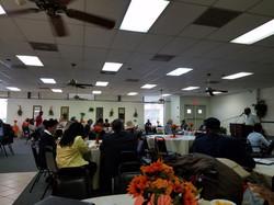 weekly meeting of black clergy of Atlanta 2