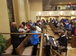 Revival in Lafayette Louisiana Mary Our Queen 3