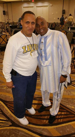 Yearly meeting with black Catholic men 3