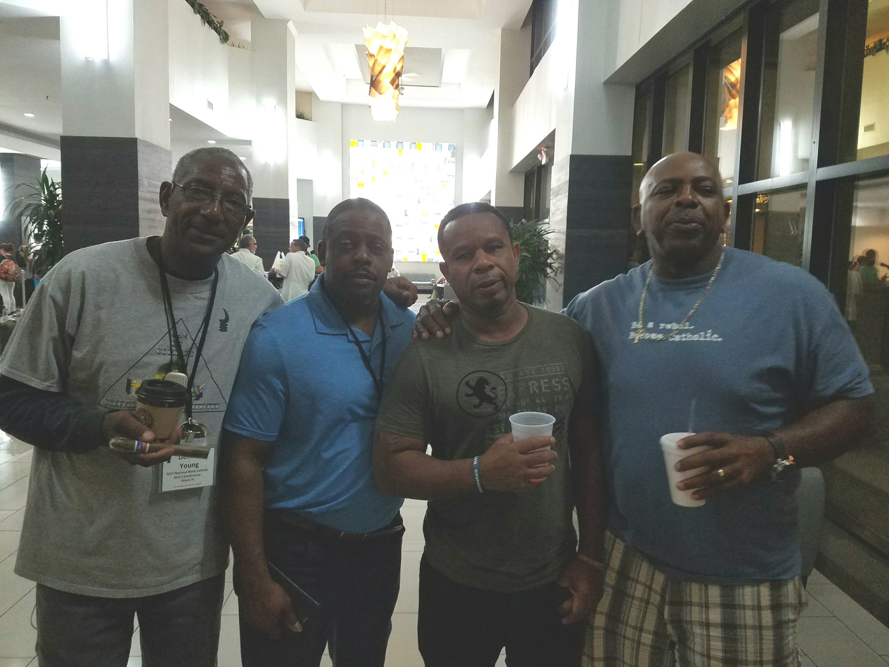 Catholic Men's Conference in Miami Florida 12