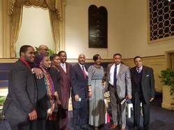 weekly meeting of black clergy of Atlanta 6