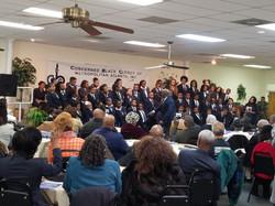 weekly meeting of black clergy of Atlanta 8