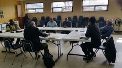 Clergy meeting in Atl
