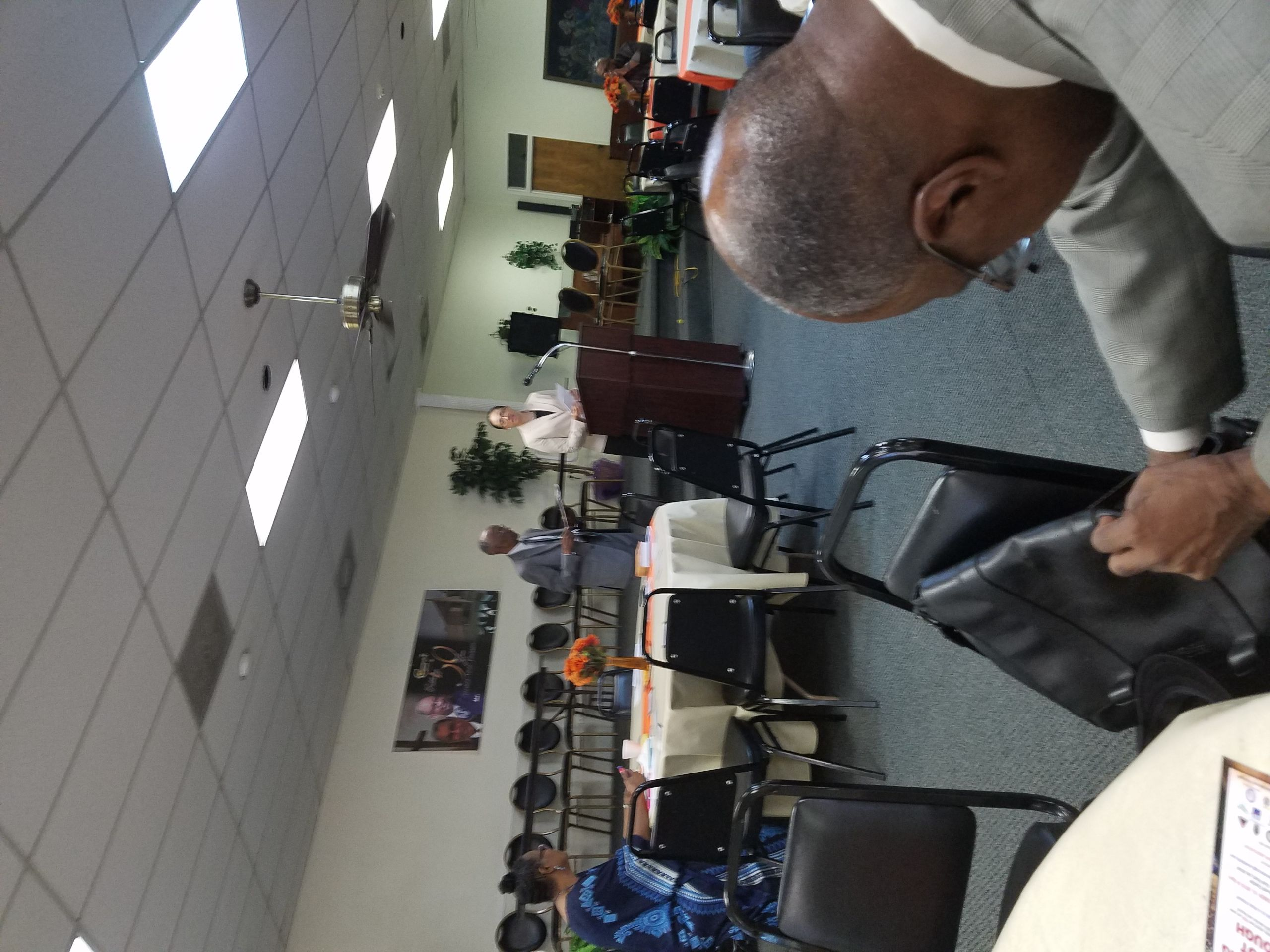 weekly meeting of black clergy of Atlanta 3
