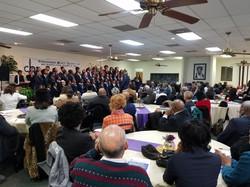 weekly meeting of black clergy of Atlanta 9