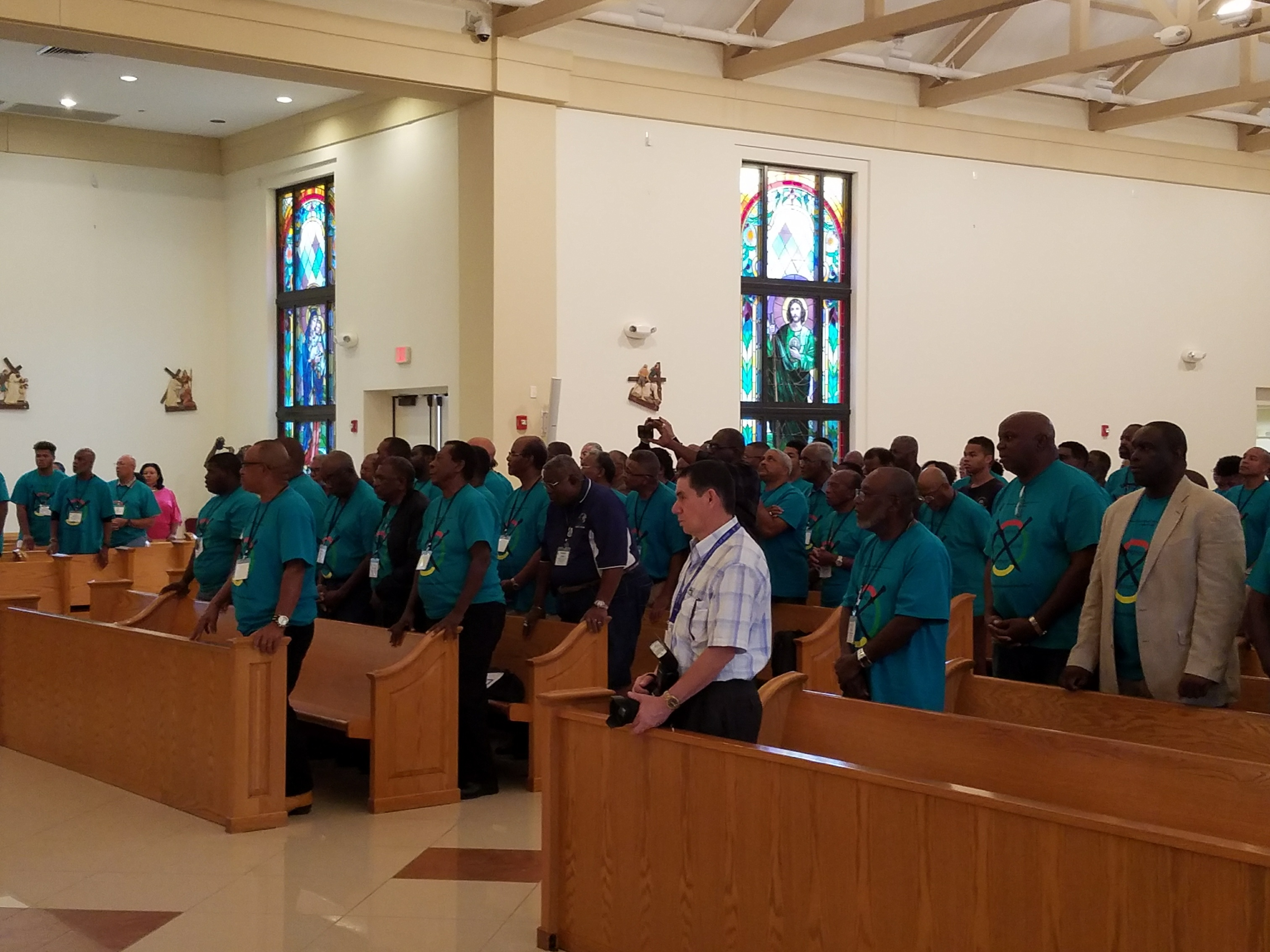 Catholic Men's Conference in Miami Florida 1
