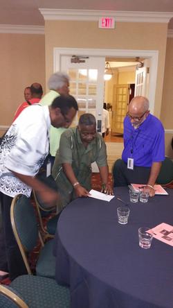 National black Catholic clergy caucus 7